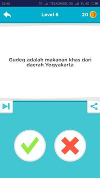 Game Benar Salah screenshot 2