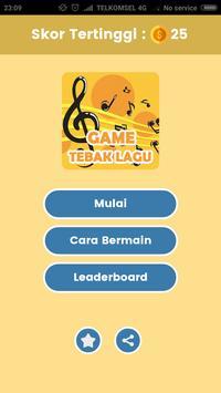 Game Tebak Lagu - Sekilas Lyric poster