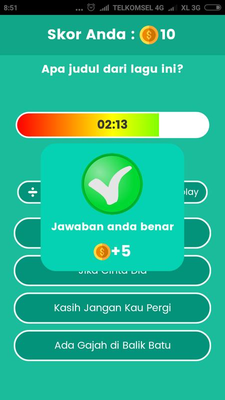 Game Tebak Lagu For Android Apk Download