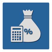 ikon Hitung Kredit