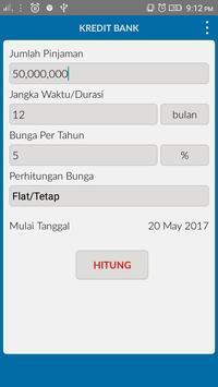 Hitung Kredit screenshot 1