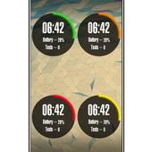 MNML UCCW Clock Widget Pack icon