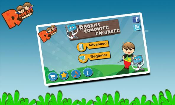 Rookies Computer Engineer screenshot 1