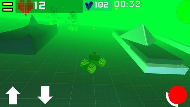 Trippy Tanks screenshot 1