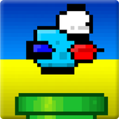 Scary Bird icon