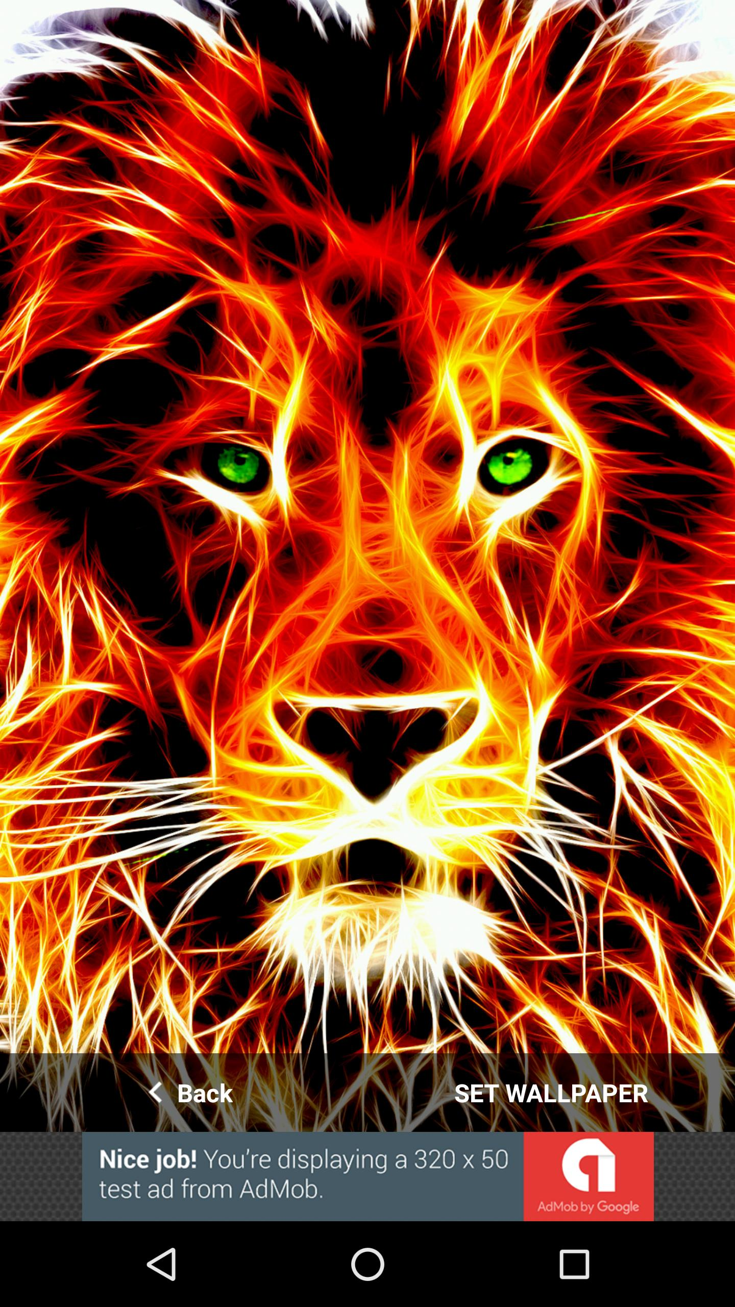 3d Animal Lion Wallpapers Hd 2017 For Android Apk Download