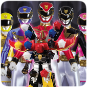 Super Samurai Megaforce games icon