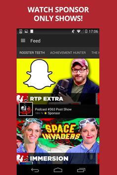 Rooster Teeth® apk screenshot