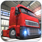 Real Truck Driver icon