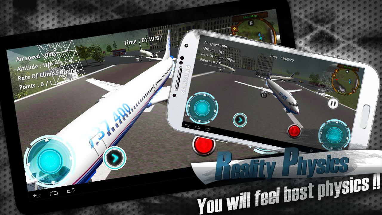 Virtual Flight Simulator for Android - APK Download