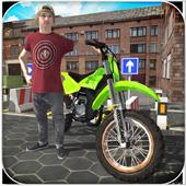 Stunt Bike Racing 3D icon