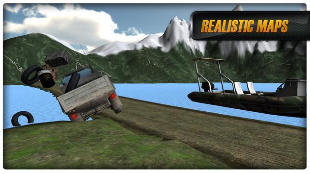 Real Truck Driving 3D screenshot 13