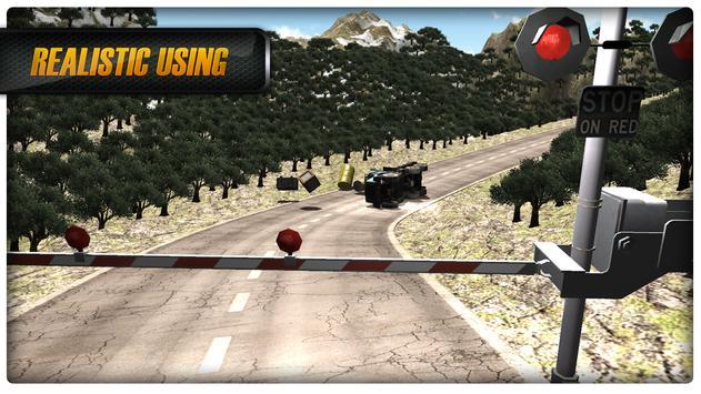 Real Truck Driving 3D screenshot 22