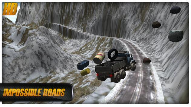 Real Truck Driving 3D screenshot 2
