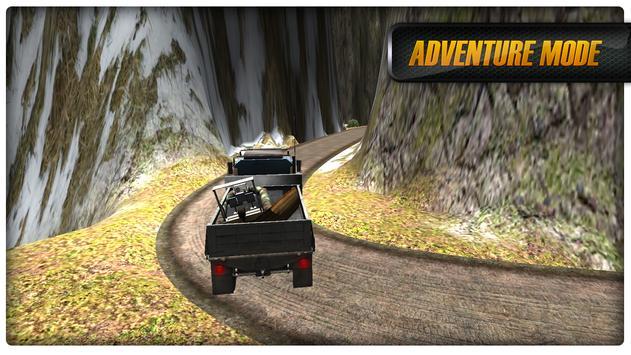 Real Truck Driving 3D screenshot 4