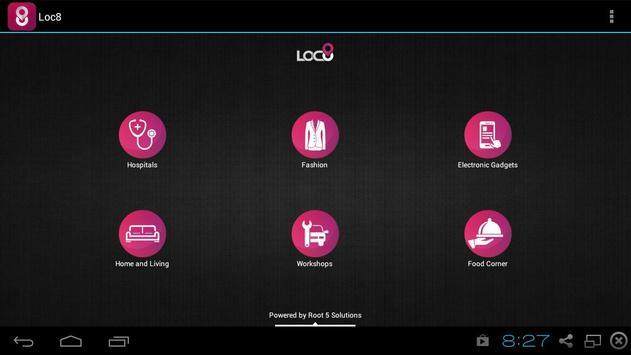 Loc8 screenshot 4
