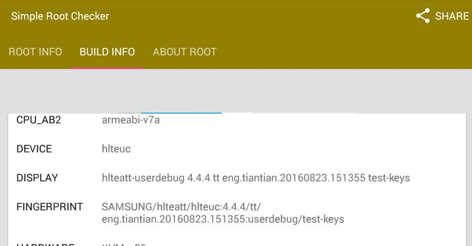 Check Root Access SU Busy Box for Android - APK Download