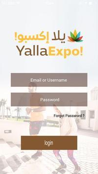 Yalla Expo screenshot 1