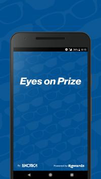 Eyes on Prize poster