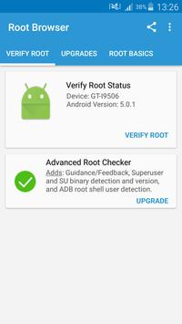 ROOT Checker : Verify ROOT apk screenshot