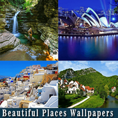 Beautiful Places Wallpapers HD icon