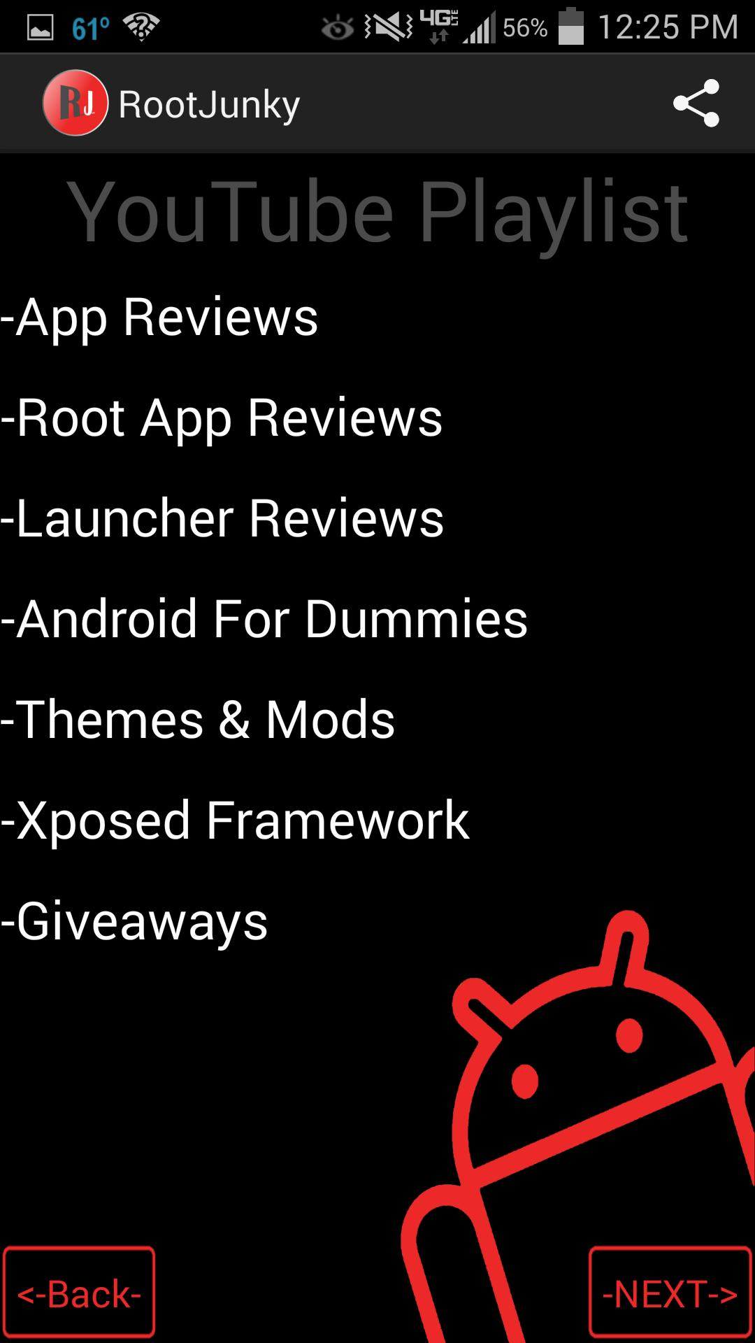 RootJunkys Root Playlist for Android - APK Download