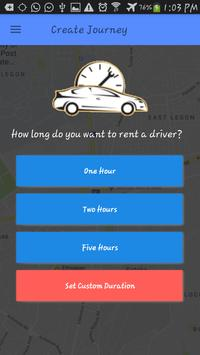 Rent A Driver screenshot 2