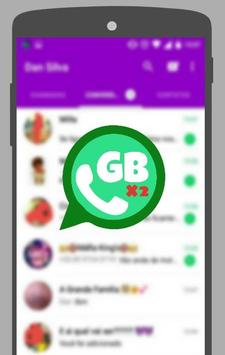 GBwhats New Version screenshot 1