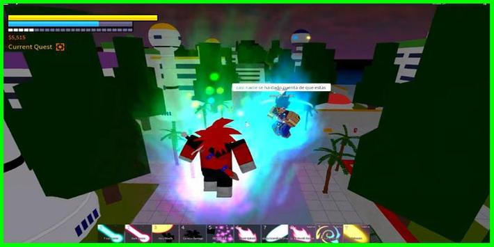 Guide Of Dragon Ball Z Final Stand Roblox for Android - APK