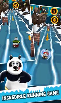 Panda Run 3D apk screenshot
