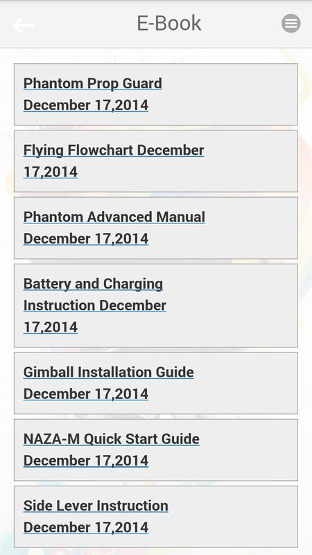 Dji Phantom Tutorial Apk Download Free Photography App For Android