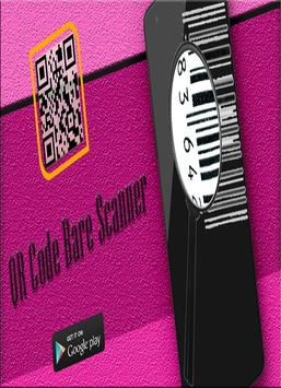 QR Bar Code Scanner poster