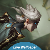 Camille HD Live Wallpapers icon