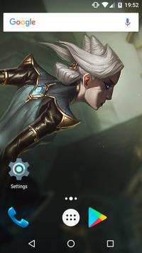Camille HD Live Wallpapers poster