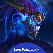 Aurelion Sol HD Live Wallpapers icon