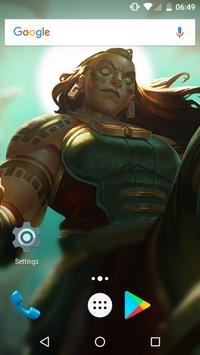 Illaoi HD Live Wallpapers poster