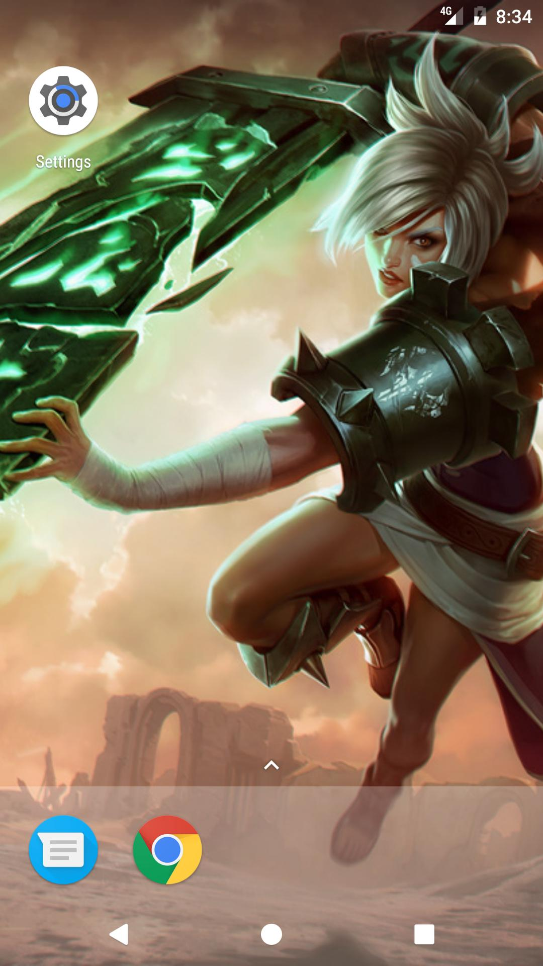 Riven Hd Live Wallpapers For Android Apk Download