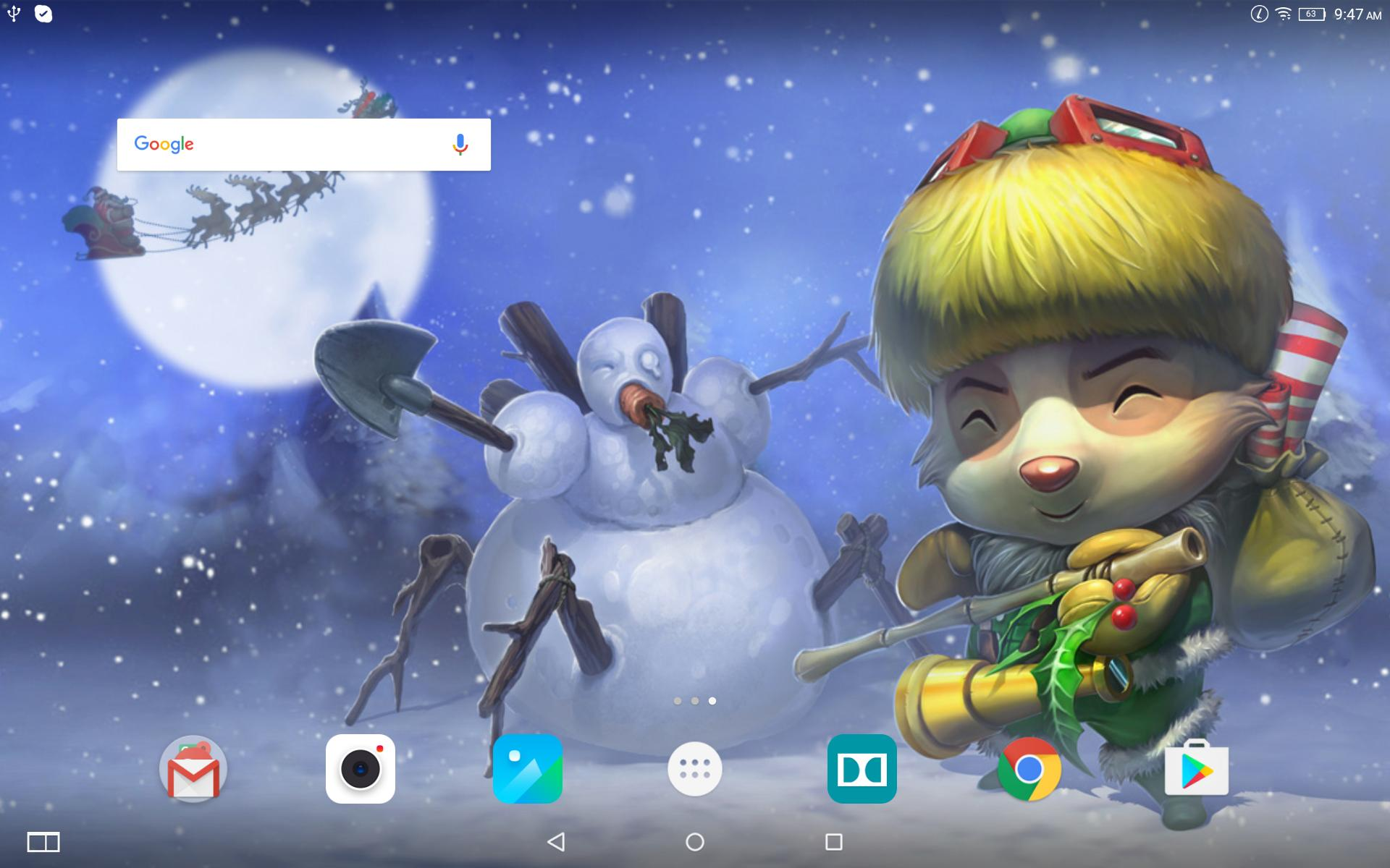 Teemo Hd Live Wallpapers For Android Apk Download