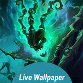 Thresh HD Live Wallpapers icon