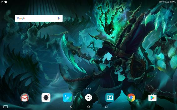 thresh hd live wallpapers apk download free personalization app