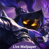 Veigar HD Live Wallpapers icon