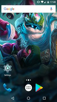 Veigar HD Live Wallpapers screenshot 7