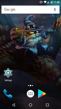 Veigar HD Live Wallpapers screenshot 3