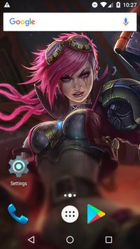 Vi HD Live Wallpapers poster