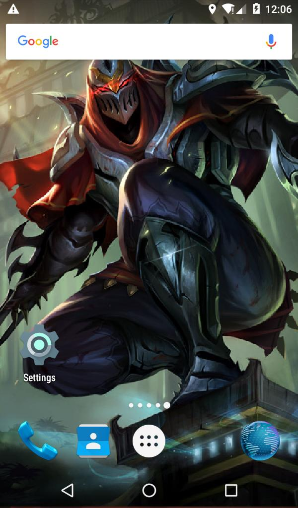 Zed Hd Live Wallpapers For Android Apk Download