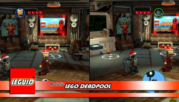 RollClip LEGO Deadpool Leguide APK Download - Free Entertainment APP ...