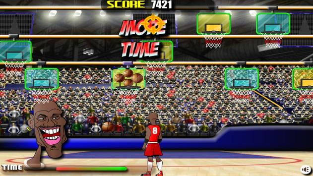 Jordan basketball apk screenshot