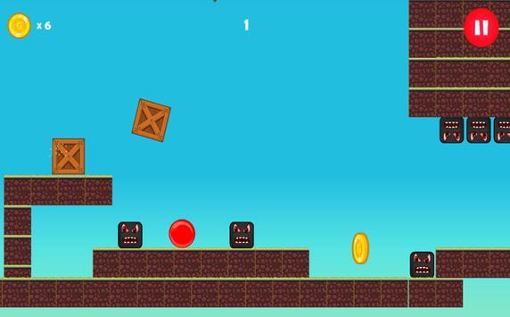 Roll Bouncing Balls apk screenshot