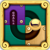 Rolling Ball Puzzle icon