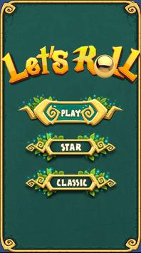 Rolling Ball Puzzle poster